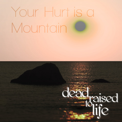 Your Hurt Is A Mountain 2012Nov