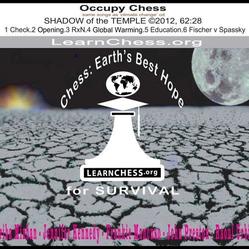 2 Opening - OCCUPY CHESS, sample. Shadow of the Temple www.LearnChess.org