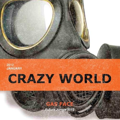 Gas Face - Crazy World (Re-Edit 2012) FREE 320 Future Jungle Track