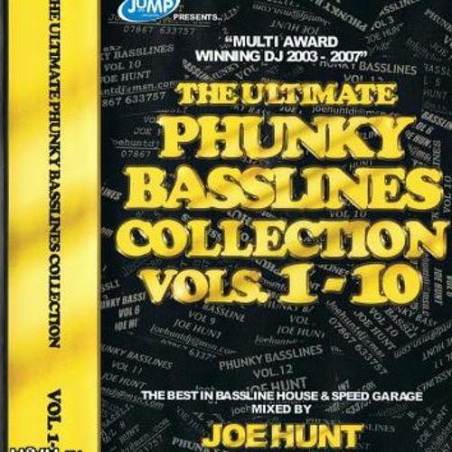 Classic Funky Bassline House Music Taster Joe Hunt Pt 4