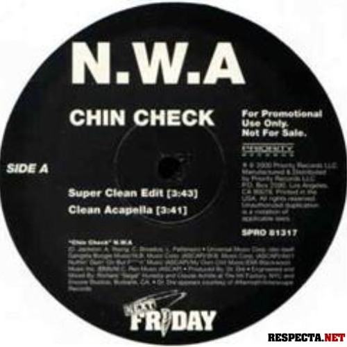 N.W.A. - Chin Check (Dj Inko Remix) (Free D/L)