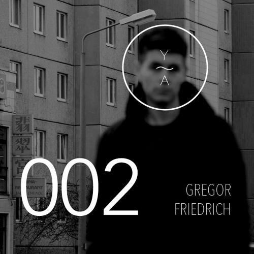 Yarn Audio Podcast #02 – Gregor Friedrich (2012)