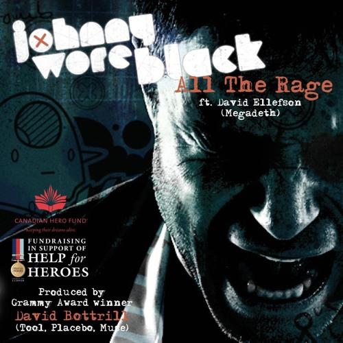 All The Rage ft.David Ellefson (Prod. David Bottrill)