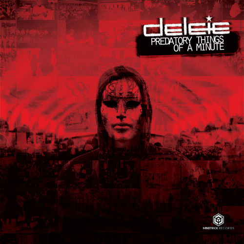 Delete - Predatory Things of a Minute LP [MTR011 - 12'' // CD]