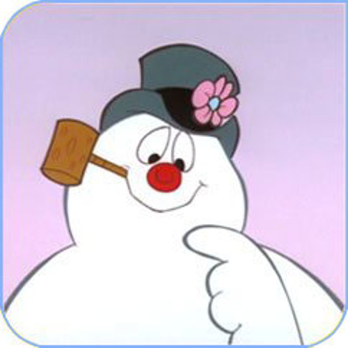 Frosty the Snow Man played by Michael D. Koehler