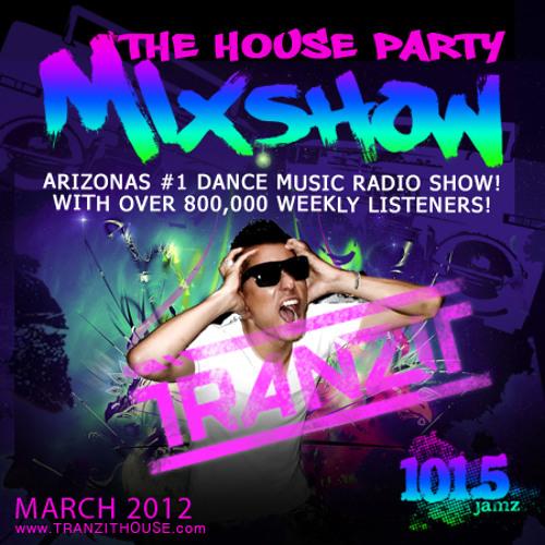 DJ Tranzit 101.5 Jamz FM Mix (Phoenix, AZ) March 2012