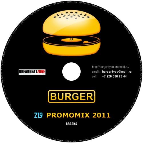 BURGER - Z19 PROMOMIX [2011]
