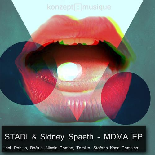 STADI & Sidney Spaeth - MDMA (Tomika Remix) // short version
