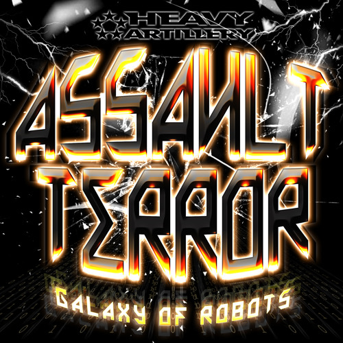 Assault Terror - Rock To Disco (out now!)