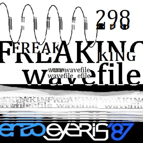 298 ///freaking wavefile