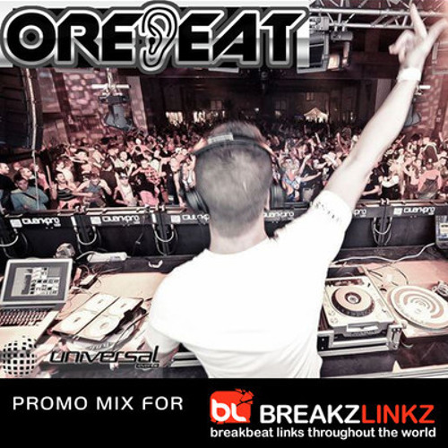 Orebeat @ PromoMix for Breakzlink