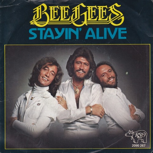 Stayin' Alive (Repo Men Regroove) - The Beegees