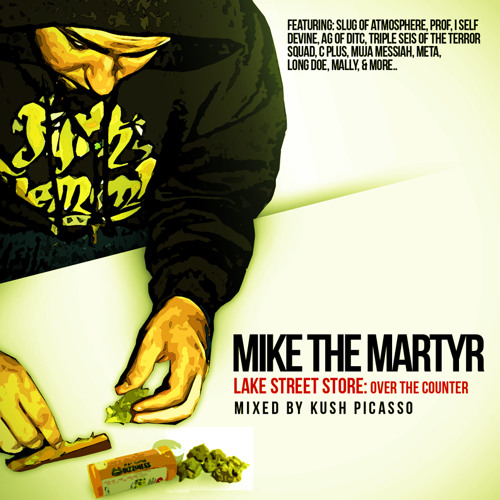 06 Martyrdom Feat. AG of DITC (Prod