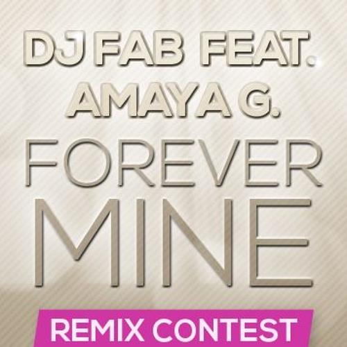 DJ FAB Feat. AMAYA G. - Forever Mine (Scott Parks Remix) MASTER