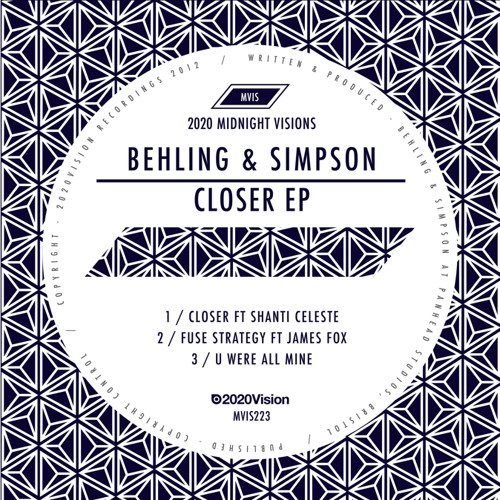 Behling & Simpson - U Were All Mine (2020 Midnight Visions)