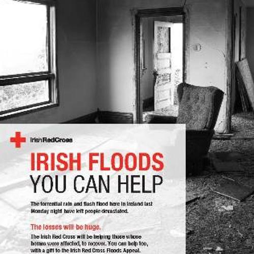 Irish Red Cross - Irish Floods Appeal 2011