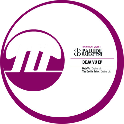 Paride Saraceni - Deja Vu - Night Light Records