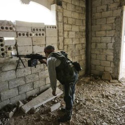Nicholas Kristof Visits War-Torn Syria
