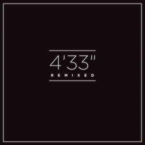 John Cage - 4'33 (WARSNARE Remix)