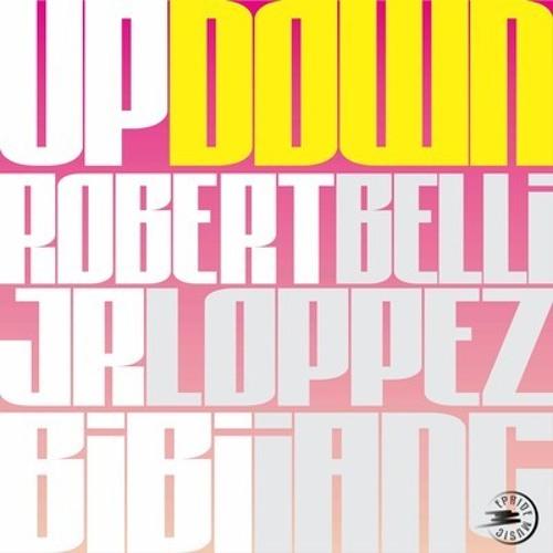 ROBERT BELLI & JR LOPPEZ FT.BIBI IANG-UP DOWN (RADIO MIX)