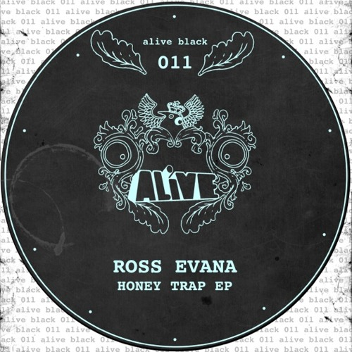 Exacta, Kate Elsworth - 'Called Affair' (Ross Evans remix) (ALiVE Black Recordings)