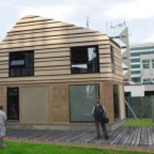 'New' House in England to be Made Entirely from Waste Materials