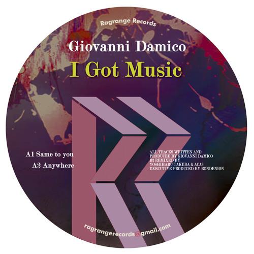 Giovanni Damico - Anywhere