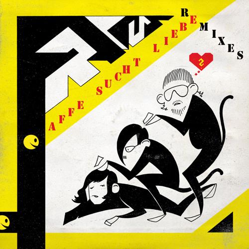 Fraktus - Affe sucht Liebe - The Remixes