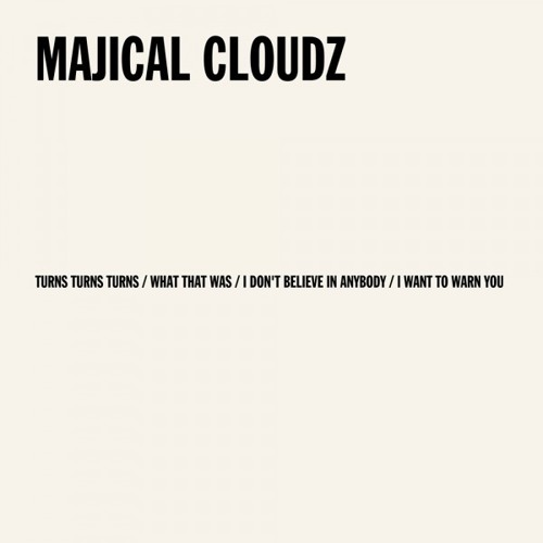 Majical Cloudz - What That Was