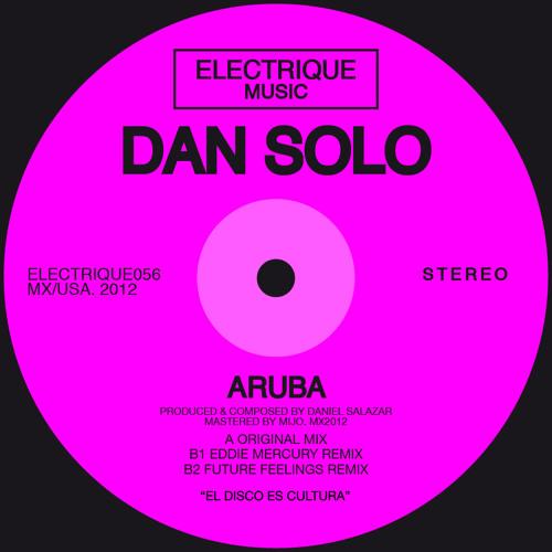Dan Solo - Aruba (Original Mix)