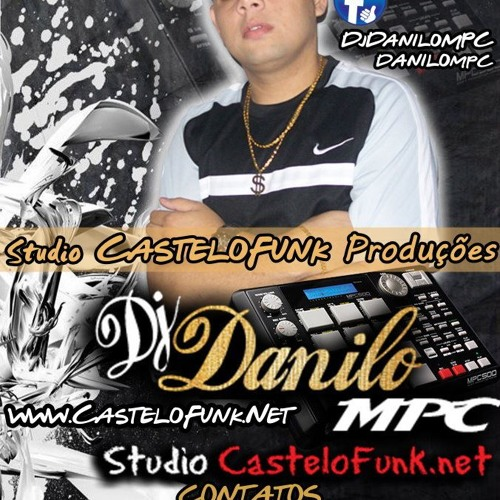 Mc Fersao do Interior - Éla ta toda toda ( Dj Danilo MPC Studio CasteloFunk.Net )