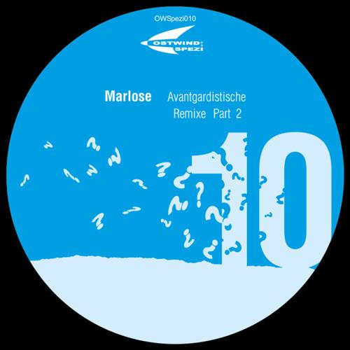 Marlose - Avantgardistisch (Marc DePulse Remix - OSTWIND)