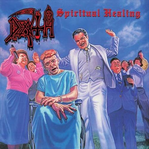 Death - Within The Mind (Spiritual Healing - Studio Instrumentals)