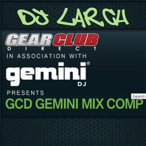 Dj Larch - Gearclubdirect Gemini Mix 2012