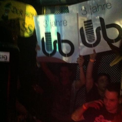 17 11 12 - 3 Jahre Unsichtbar - DJ Set - Die Fredsen (die 3 abartigen Deejays)