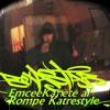 EMCEKAÑETE - LA CALLE ( CORO TERCER CIELO ) 2012 Portada del disco