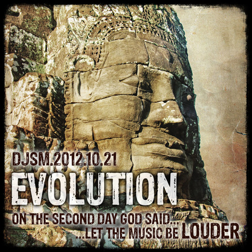 Evolution - a Deep Progressive Psy-Trance Mix
