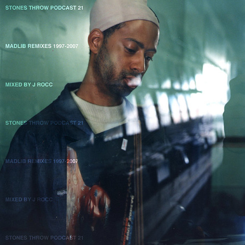 The Madlib Remixes 1997-2007 (J Rocc Mixtape)