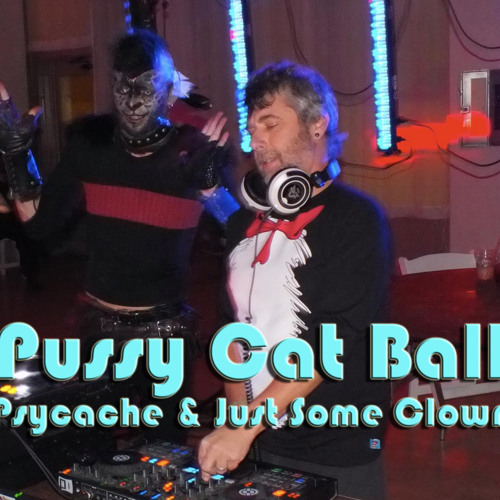 5th Annual Pussy Cat Ball - Just Some Clown & Psycache