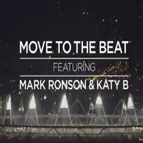 Anywhere in the World ft Katy B - Remix (Move to the Beat)
