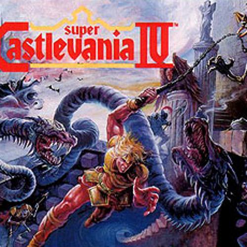 Super Castlevania IV Metal