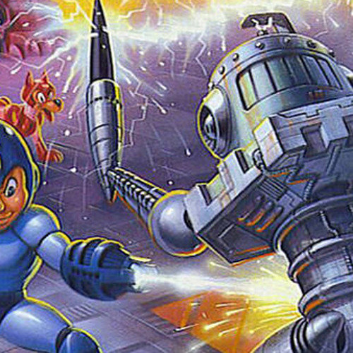 Megaman 3 (Spark and Wily) Metal