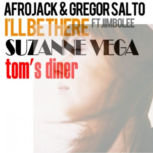 Afrojack & Gregor Salto feat. Jimbolee vs. Suzanne Vega - Tom Will Be There (Fredd Private MushUp)