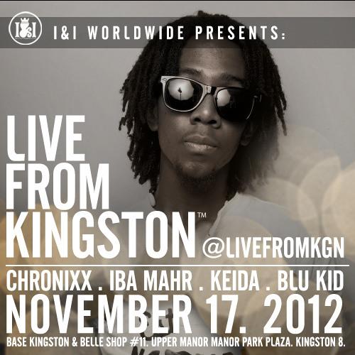Live From Kingston [Blu Kid - Legal Badman]