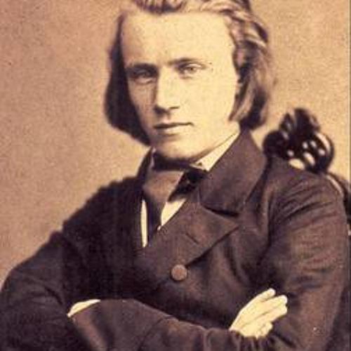 Brahms, J. - Liebeslieder Walzer, Op. 52, No. 9 (Am Donaustrande, da steht ein Haus)