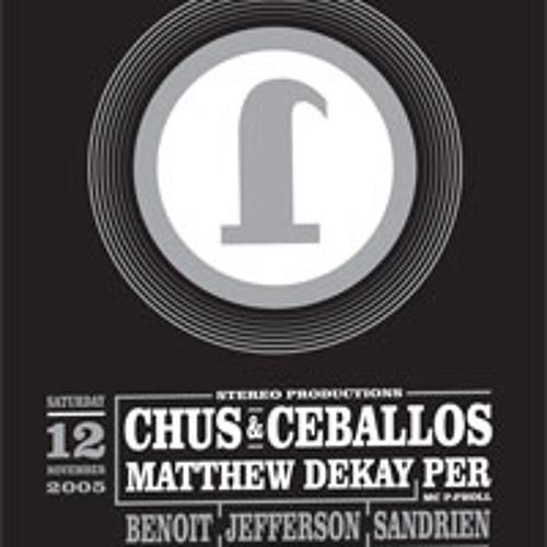 Chus&Ceballos-earth6years-Paradiso12nov2005