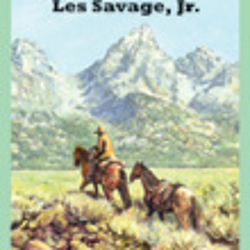 The Ghost Horse by Les Savage Jr