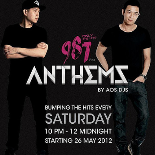 987fm Anthems Week 27 Preview