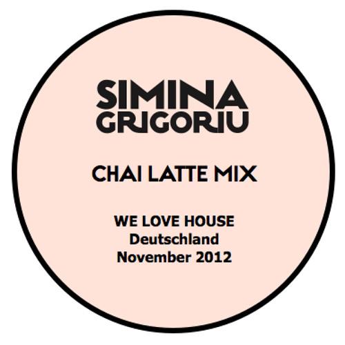 Simina Grigoriu - CHAI LATTE Mix