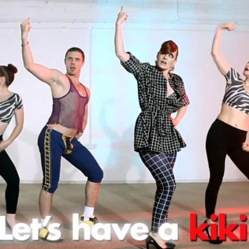 Pirupa Vs Scissors - Kiki Non Stop (Lee Harris Mash) *DOWNLOAD*